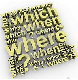 Как составить вопрос на английском языке
