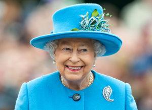 Ответ №1 Королева Елизавета II