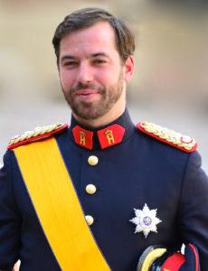 Гийом, наследный великий герцог Люксембурга
