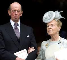 Герцог и Герцогиня Кентские Рождество