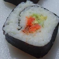Рецепт суши на английском