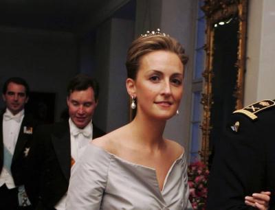 Принцесса Клэр Бельгийская