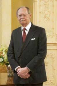 Жан Великий Герцог Люксембурга