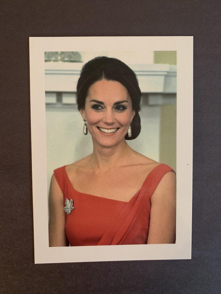 Герцогиня Кембриджская 36 лет
