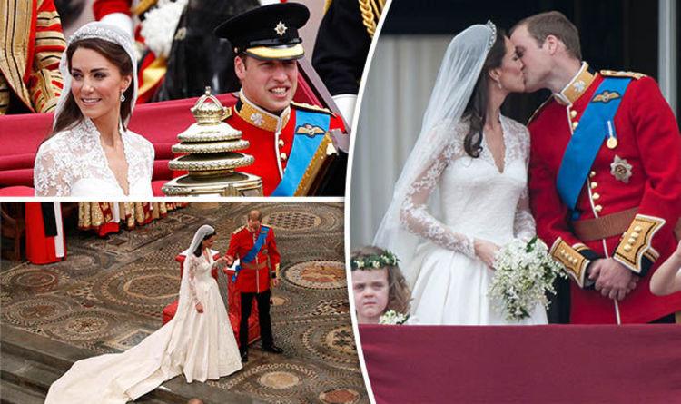 Свадьба Принца Уильяма и Кэтрин Миддлтон