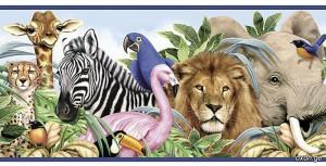 Названия диких животных на английском