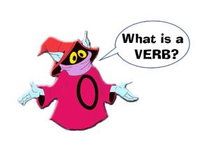 Как определить форму английского глагола