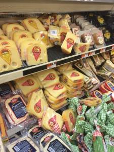 Цены на продукты в США