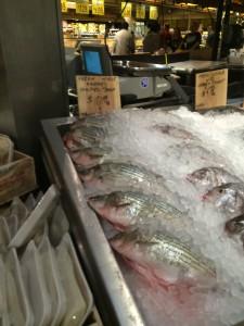 цена на рыбу в США