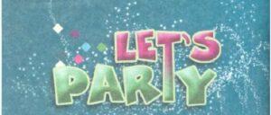 Let's party перевод текста