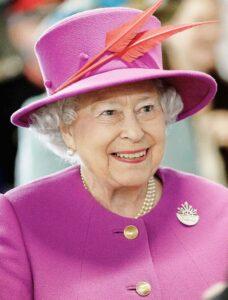 Елизавета II 66 годовщина взошествия на трон
