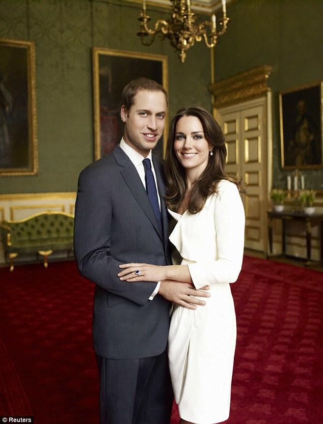 Помолвка Принца Уильяма и Кэтрин Миддлтон