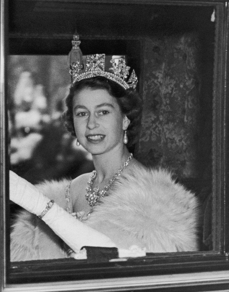 Елизавета II годовщина взошествия на трон
