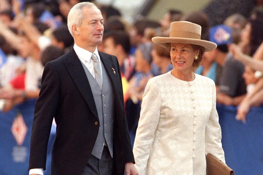 Ответ от Князя и Княгини Лихтенштейна Пасха 2018